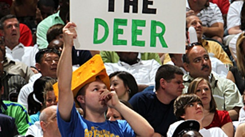 Loser: Milwaukee Bucks