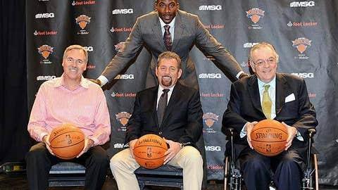 Loser: New York Knicks