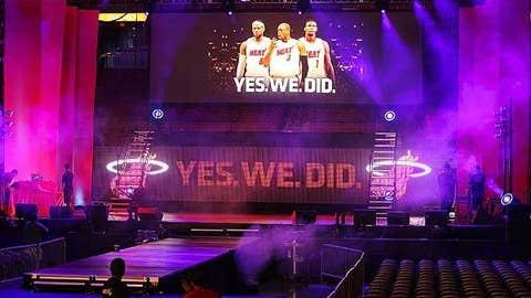 Winner: Miami Heat