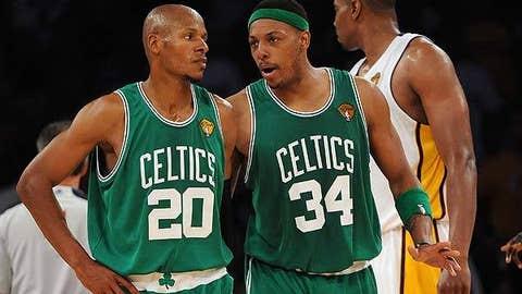 Winner: Boston Celtics