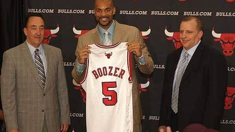 Winner: Chicago Bulls