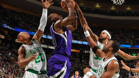 Power forward: Carl Landry, Sacramento Kings