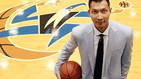 Yi Jianlian, F, Washington Wizards