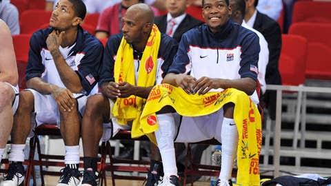 Will Team USA be golden?