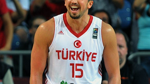 Home court won't be enough for Turkey