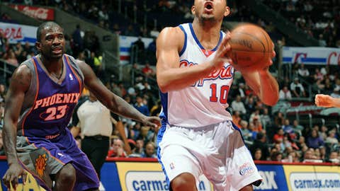 Eric Gordon, Los Angeles Clippers