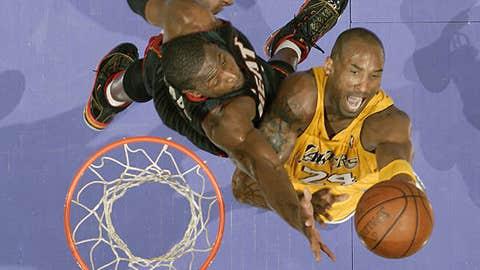 Who's No. 1? Kobe or D-Wade?