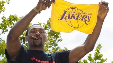 Ron Artest, Los Angeles Lakers