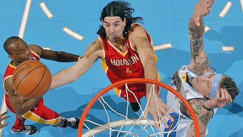Luis Scola, Houston Rockets