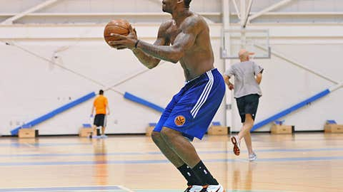 Amar'e Stoudemire, New York Knicks