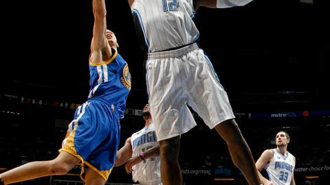 Defense: Dwight Howard, Magic