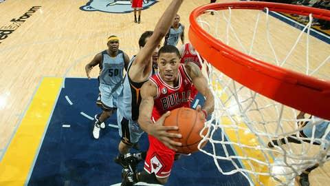 MVP: Derrick Rose, Bulls