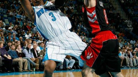 West guard: Chris Paul, Hornets