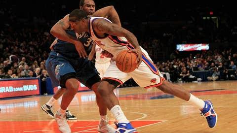 East forward: Amar'e Stoudemire, Knicks