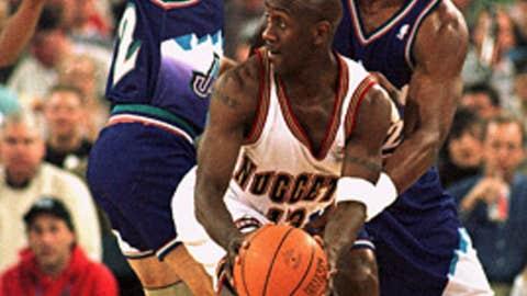 1997-98 Denver Nuggets (11-71)