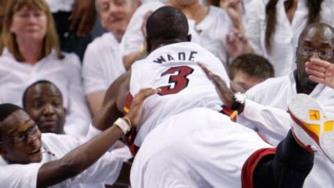 Miami Heat Dwayne Wade