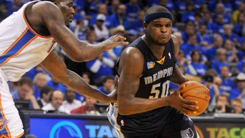 Can anyone guard Zach Randolph?
