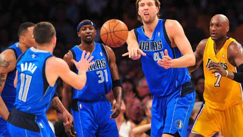 Can the Mavs take command of this series?