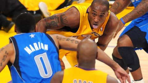 Will Kobe please pass the ball?
