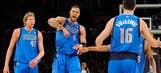 Monday's NBA playoff photos