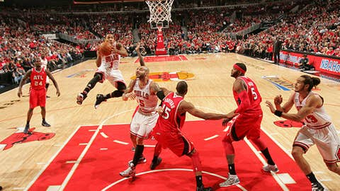 Is Derrick Rose shooting too much?