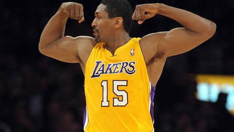 Will the Lakers miss Ron Artest?