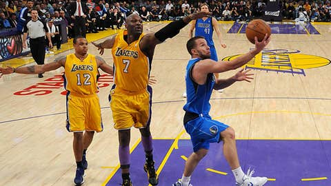 What can L.A. do about J.J. Barea?