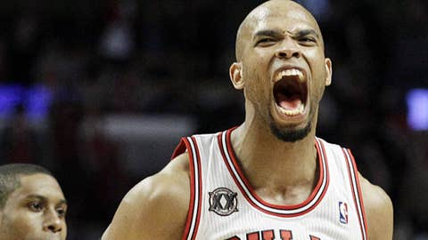 Image: Taj Gibson of the Chicago Bulls (Nam Y. Huh/Associated Press)
