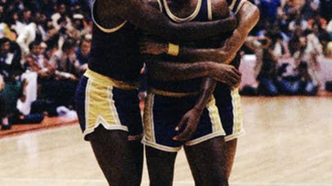 Magic Johnson, Game 6 of 1980 Finals