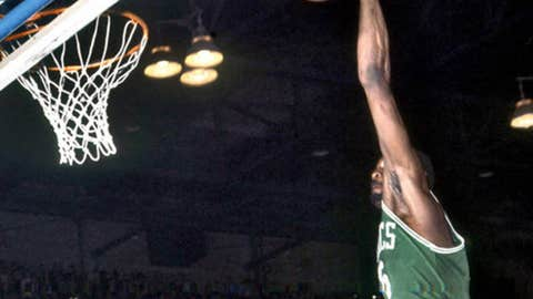 Bill Russell, Game 7 of 1962 Finals
