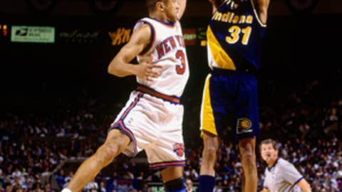 Reggie Miller, Game 5 of 1994 East finals
