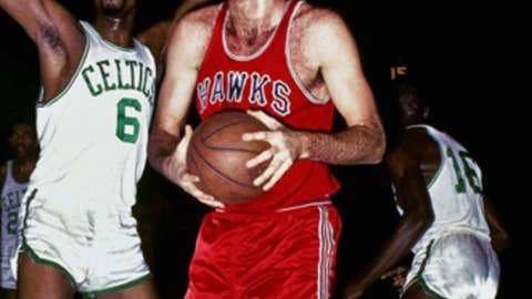 Bob Pettit, Game 6 of 1958 Finals