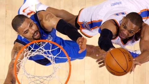 Dallas Mavericks Oklahoma City Thunder