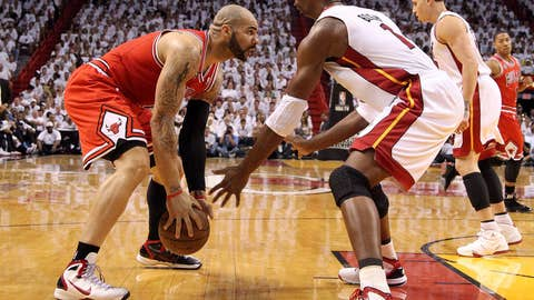 Boozer's big game not enough