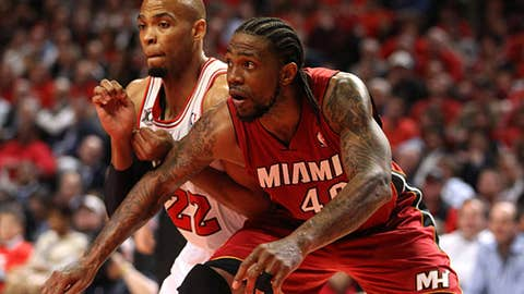 Conference finals: Hello, Haslem