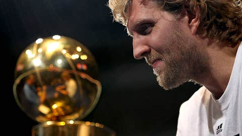 2011: Mavericks beat Heat