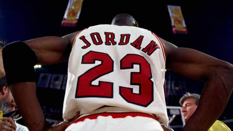Michael Jordan (1984-2003)