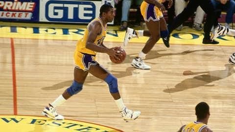 Magic Johnson (1979-96)