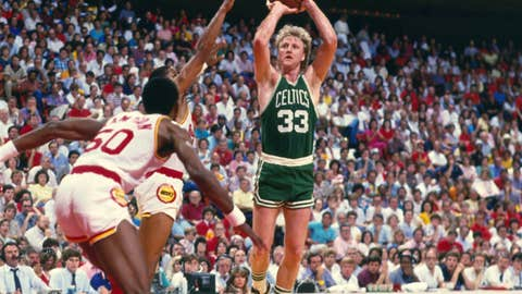 Larry Bird (1979-92)