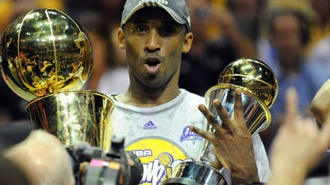 Kobe Bryant (1996-present)