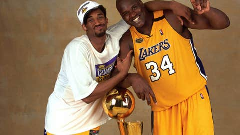 Kobe vs. Shaq