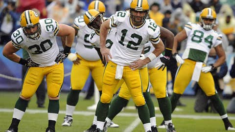 Packers living up to expectations