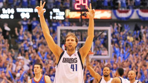 Do miss: Dirk