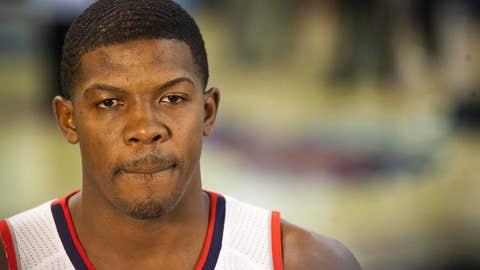 Joe Johnson, Atlanta Hawks