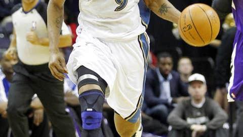 Rashard Lewis, Washington Wizards