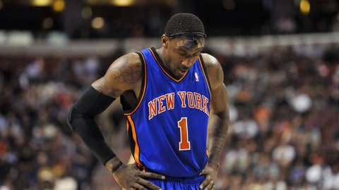 Amar'e Stoudemire, New York Knicks