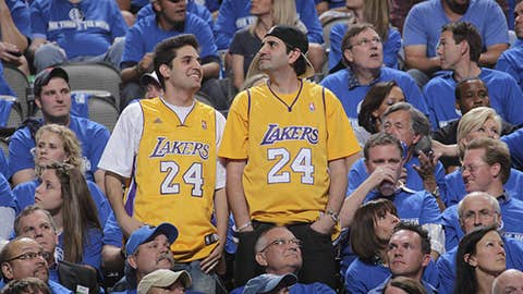 Winners and losers: NBA fans