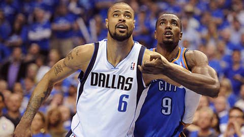 Dallas Mavericks keep Tyson Chandler