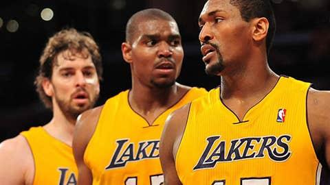 LA Lakers cut Metta World Peace