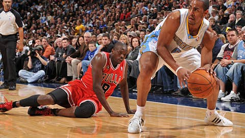 Chicago Bulls sign Arron Afflalo